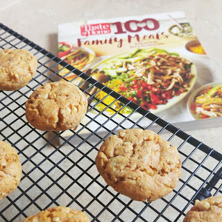 Pecan Butterscotch Cookies (Page 250)