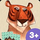 Animal Memory for kids icon