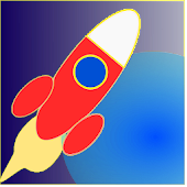 Rocket to Uranus: Fun Hyper-Casual Game! icon