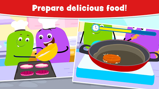 Cooking Games for Kids and Toddlers - Free 2.0 screenshots 3