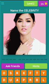 Name the Pinoy Celebrity Quiz