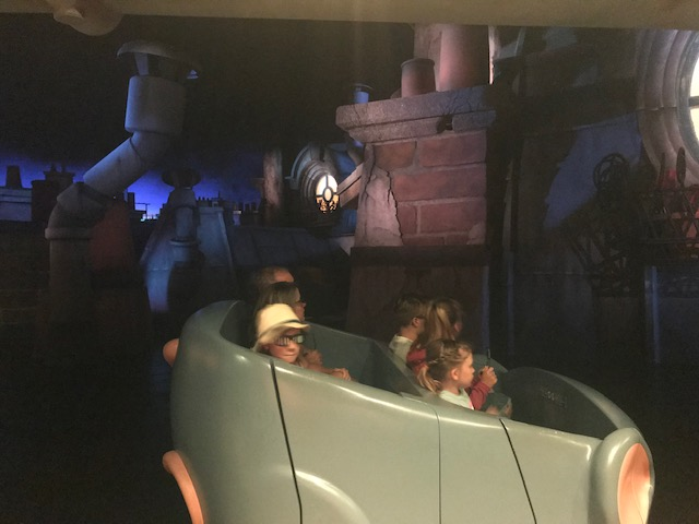 New Disney World Ride