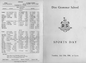 Photo: Sports Day 15th July 1980, 1