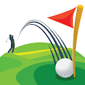 Free Golf GPS APP - FreeCaddie icon