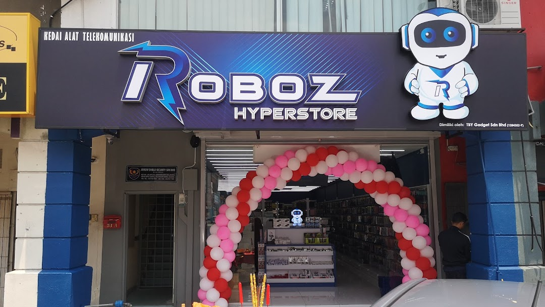 ROBOZ Hyperstore selayang - Shopping Mall in Batu Caves