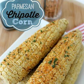 Parmesan Chipotle Corn