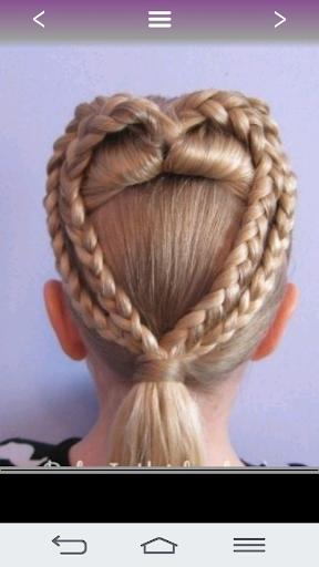 Hairstyles for girls 2018 23.0.0 screenshots 7