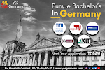Bachelors Degree in Germany | YES Germany - 8070606070