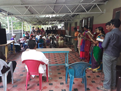 Kiliyannoor CSI Church Program in our Old Age Home - 10/August/2017