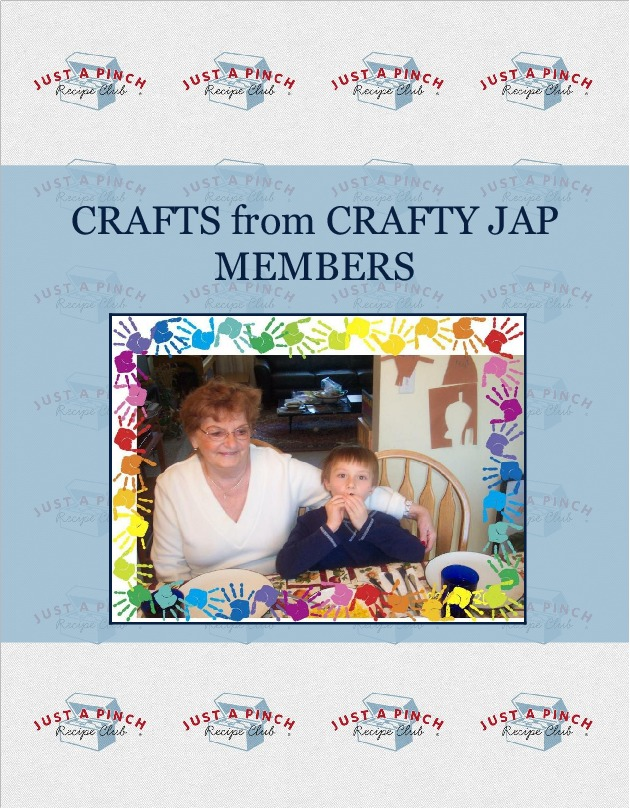 CRAFTS from  CRAFTY  JAP MEMBERS