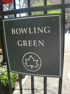 Bowling Green, Distrito Financiero, New York,  Elisa N, Blog de Viajes, Lifestyle, Travel