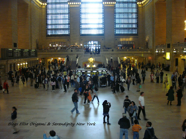 Grand Central Terminal, Manhattan, Nueva York, Elisa N, Blog de Viajes, Lifestyle, Travel
