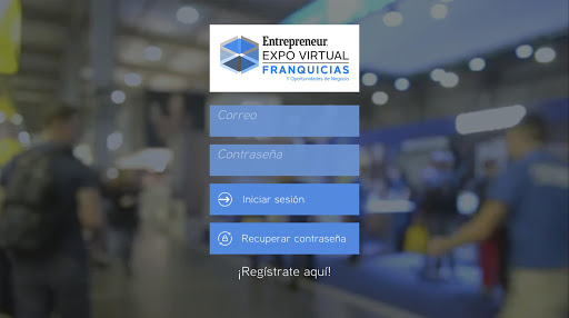 Screenshot for Expo Virtual Franquicias in United States Play Store
