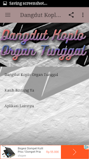 Dangdut Koplo Organ Tunggal Screenshot