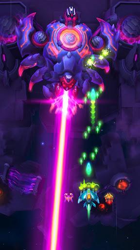 Télécharger Space Justice: Space shooter. Attack aliens ! APK MOD (Astuce) screenshots 1