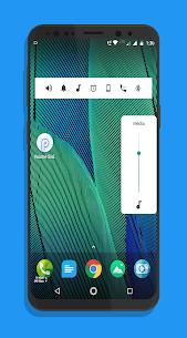 Volume Slider Like Android P Volume Control 2