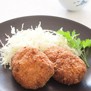 Korokke (Japanese Potato and Ground Meat Croquettes) Recipe