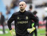 Le gardien du Sporting Charleroi Rémy Riou parle de la concurrence avec Nicolas Penneteau