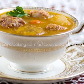 Sancocho de Siete Carnes (Seven Meat Hearty Stew).