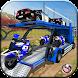 オフロード警察交通トラック - Androidアプリ