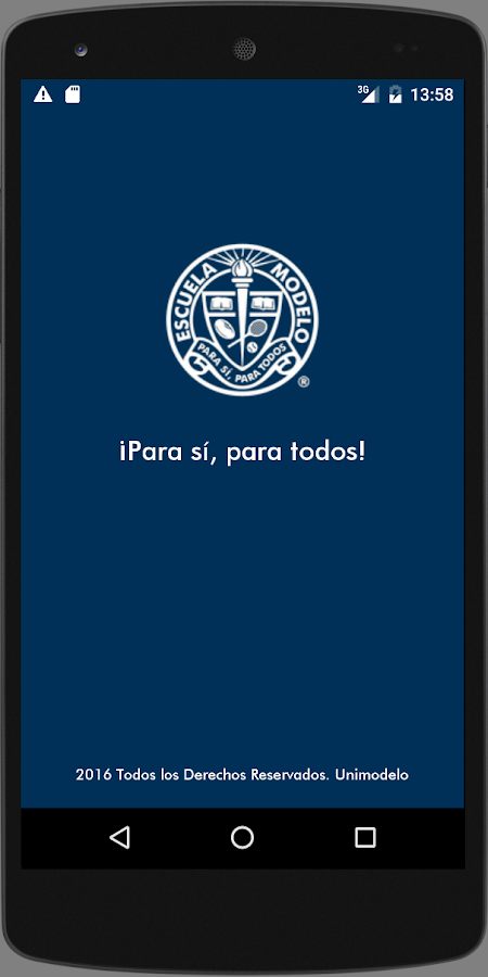 Universidad Modelo- screenshot