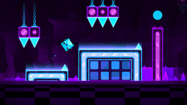 Geometry Dash World APK screenshot thumbnail 4