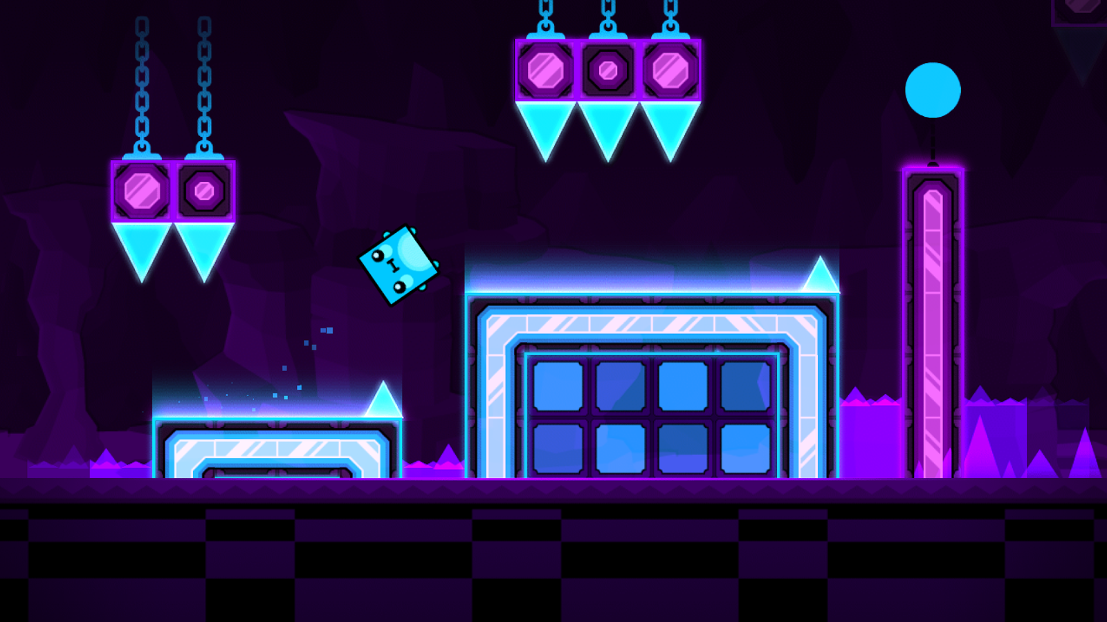 Geometry Dash World- screenshot