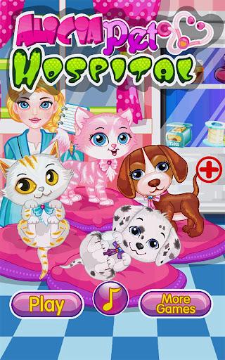 Alicia Pets Hospital Caring