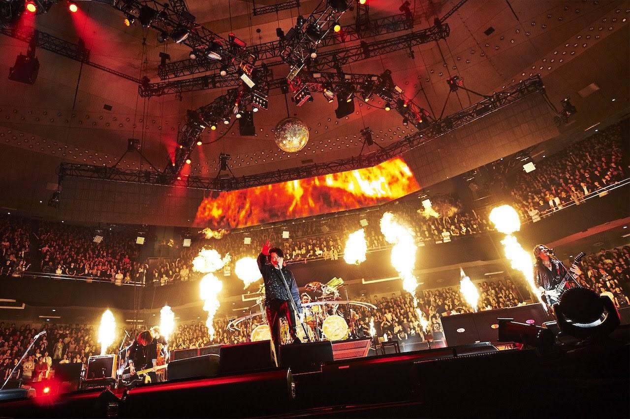 【迷迷現場】LUNA SEA 三十週年公演武道館盛大慶祝  「我們五個人能相遇,並在成軍三十周年時站在這裡只能說是奇蹟」