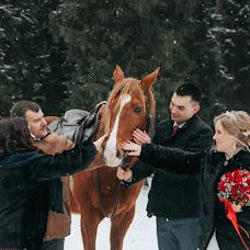 Wedding photographer Rustam Dinev (DeeNev). Photo of 14.01.2018