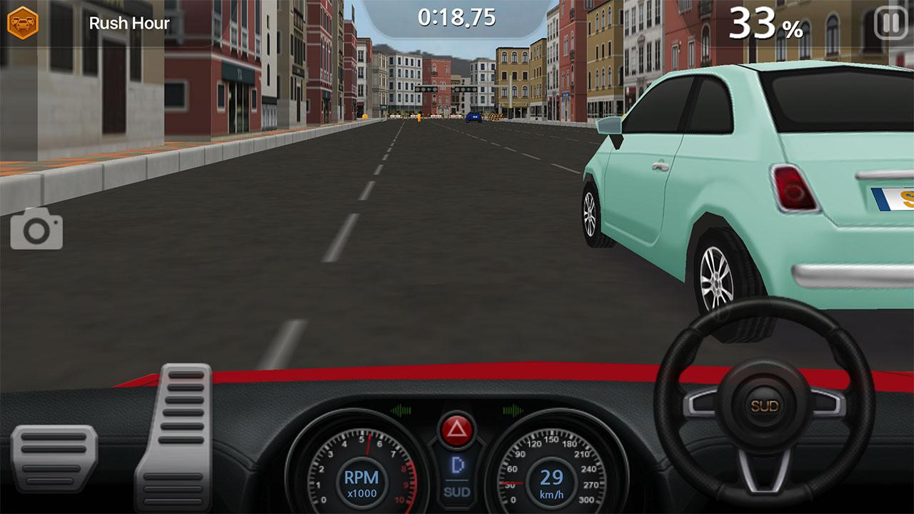Dr. Driving 2- screenshot