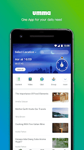 App umma - Muslim Community & Lifestyle APK for Windows Phone