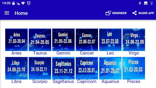 Zodiac Signs & Daily Horoscope  screenshots 14