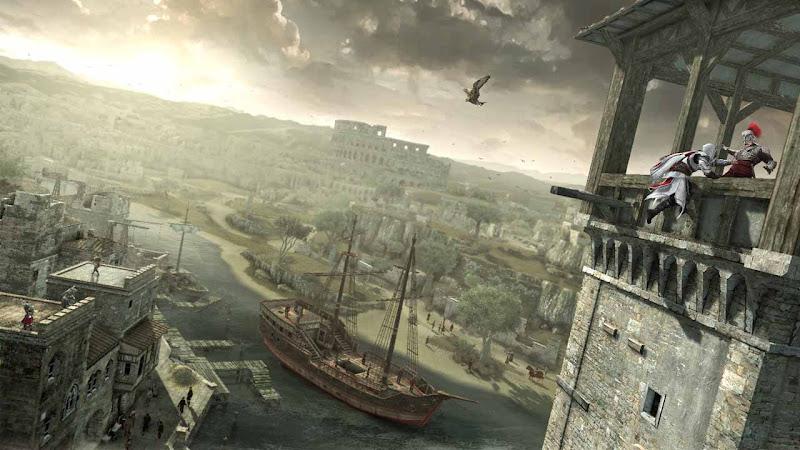 Assassin's Creed Brotherhood Test