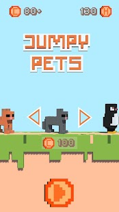 Jumpy Pets Screenshot