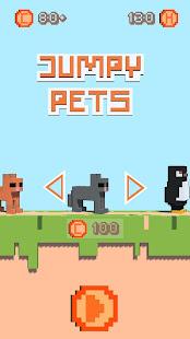 Jumpy Pets 2