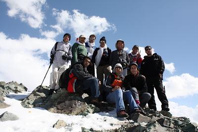 قله دوشاخ