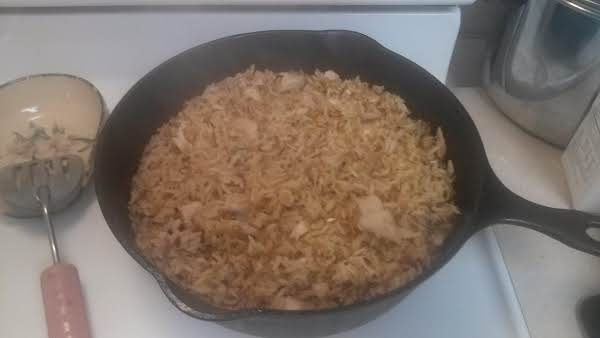 Arroz Con Pollo (chicken-n-rice) Recipe