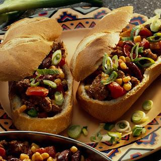 Mexikanisches Baguette