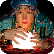 Crystal ball Real fortune telling