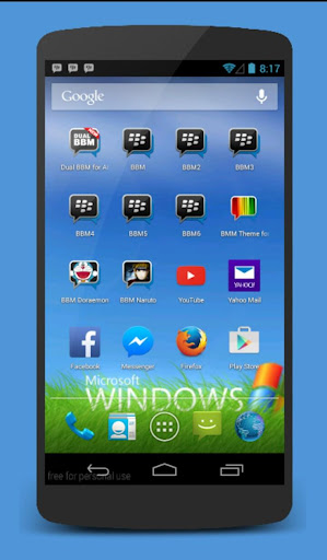 Tutorial Dual BBM for Android