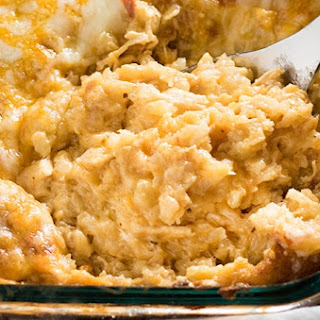 Chicken Tater Tot Casserole Recipe