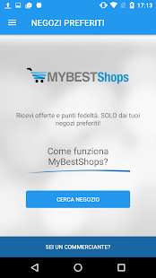 My Best Shops- screenshot thumbnail
