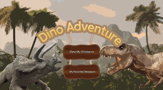 Dinosaurs Adventures Go- screenshot thumbnail
