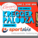 3rd Annual Kreggerpalooza Cornhole Tournament benefitting Sportable