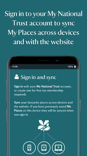 National Trust screenshot 8
