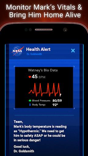The Martian: Official Game скачать на планшет Андроид