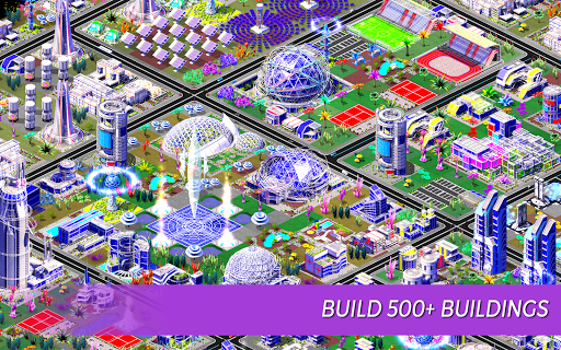 Space City screenshot 11