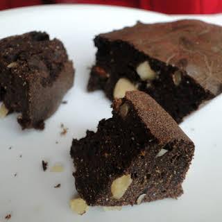 Carob Brownies.