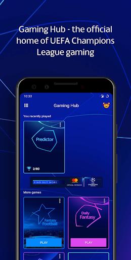 UEFA Champions League - Gaming Hub screenshots 8